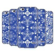 Fundas y carcasas color principal azul para teléfonos móviles y PDAs ZTE