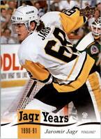 2018-19 Upper Deck Jagr Years Hockey Card Pick