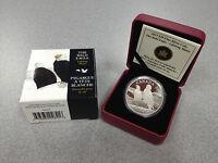 2013 Royal Canadian Mint $20 Fine Silver Coin: The Bald Eagle - Lifelong Mates