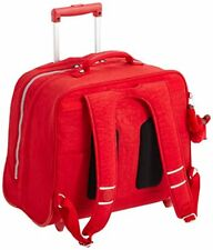 Cartable À roulettes Kipling Clas Dallin Rouge 43 cm