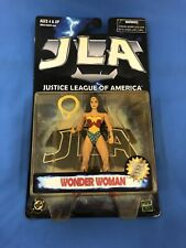 Wonder Woman Hasbro 1999 Justice League of America Action Figure