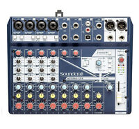 Soundcraft Notepad-12FX Table de mixage