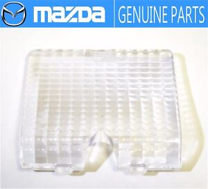 MAZDA GENUINE OEM RX-7 SAVANNA SA22C Dome Light Lens JDM