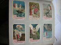 Liebig album complete full Belg. collection 101-150 anno 1927 to 1932, 300 cards