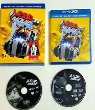 The Lego Movie 3D + gadget Vitruvius (Blu-Ray 3D + Blu-ray ) Dvd