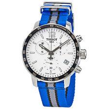 Tissot Quickster Orlando Magic Chronograph Mens Watch T0954171703731