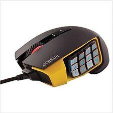 Corsair Gaming SCIMITAR RGB MOBA/MMO Gaming Mouse Key Slider Mechanical Butto...
