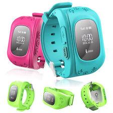 Montre connectée pour Enfant SOS  / Tracker / Traqueur GPS Smart Watch Iphone