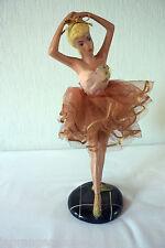 Exceptionnelle danseuse art deco en plâtre A VOIR TRES RARE
