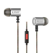 D7 In-ear Headset Kopfhörer Mikrofon Bass Silber Hybird Ohrhörer Ipad Air Other Cell Phones & Accs Cell Phones & Accessories