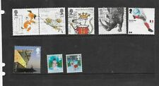 GREAT BRITAIN.2006.  SELECTION OF 8.  FINE USED.  AS PER SCAN
