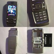 CELLULARE SAMSUNG SGH S720i GSM UNLOCKED SIM FREE DEBLOQUE