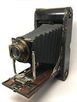[Vintage] Kodak No.3A Folding Pocket Model B-3 Made in USA Black Bellows 1906