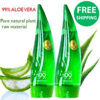 Aloe Vera Gel HOLIKA  99% Soothing Gel Remove Acne Moisturizing Skin Care