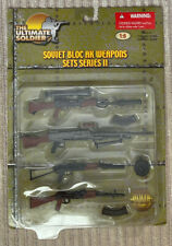 21st Century Toys The Ultimate Soldier Soviet Bloc Series 2 Weapon Kit Military