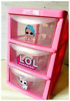 LOL Storage Box, LOL Surprise Storage, Choose Own Big Sister, Lil Sister Pet