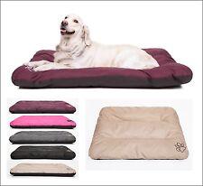 Matelas Eco Lit pour chien épais confortable Tapis Large & extralarge Pet oreill...