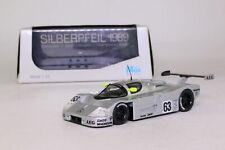 Models Max 1000; Sauber Mercedes C9; 1989 24h Le Mans 1st; RN63; Excellent Boxed