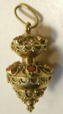Vintage Gold Charm