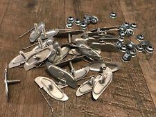 """25pcs door fender body moulding trim clips for 1-1/2"""" moulding fits dodge"""
