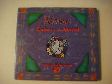 AFRICA Colors of the World 1998 CD: Epuguzu,Kotto,Lebe,FlamenKora,Nemako,Sabali+