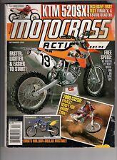 Motocross Action Magazine Dec 1990 Ktm250Sx Husaberg Fc600 Cr250