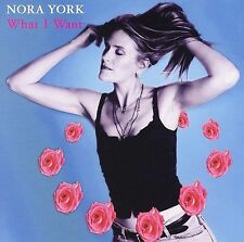 Audio CD What I Want  - York, Nora New    #N1