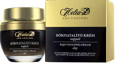 Helia D Rejuvenating Day Cream Age Control Wrinkles Anti Aging Face Neck Skin
