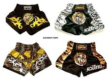 Muay Thai Boxing Shorts, Tigers and Styles, Size M,L,Xl,Xxl Spacial Price!