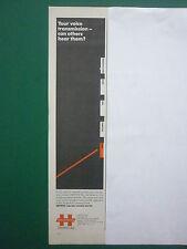 9/88 PUB HAGELIN CRYPTO COMMUNICATIONS SECURITY SOLUTIONS CONFIDENTIAL SECRET AD