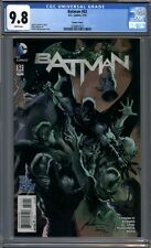 Batman #52  Albuquerque Variant Cover  Final Issue  1st Print   CGC 9.8