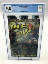 Red Hood: Outlaws #37 CGC 9.8 1st Appearance of Cloud 9