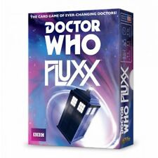 Looney Labs LOO080 Doctor Who Fluxx Card Game