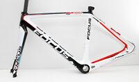 Focus Izalco Pro Carbon Rahmen Kit Rh - 50cm  BB30 incl.Sattelklemme