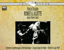 Pascal DUSAPIN Romeo & Juliette CDs opera Cadiot Isherwood Kubler Accord