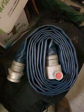 More details for fire hose short tank fill cooling loop length