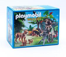 Playmobil Bauernhofzubehör Fleckenschweine Ziegen Maulwurf