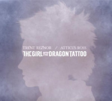 The Girl With The Dragon Tattoo Ost CD NEW