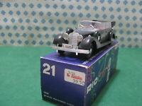 Vintage -  MERCEDES-BENZ 1938 770K Offiziere der SS -  1/43  Rio n°21