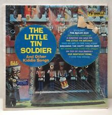 The Little Tin Soldiers And Other Kiddie Songs TW-52 Record Lp Ex Shrink