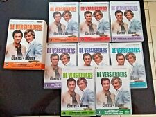 THE PERSUADERS DE VERSIERDERS 8-DISC BOX SET 24 EPISODES ROGER MOORE TONY CURTIS