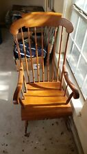 Tell City Solid Wood Adult Rocking Chair