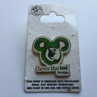 Disneyland Resort - Love the Land Disney Pin 70597