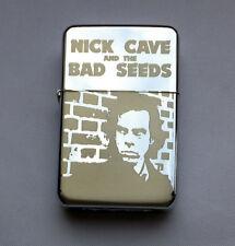 Nick cave and the bad seeds - chrome petrol lighter [Cd:1.mc-4-lP.] mini poster