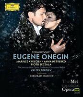 Eugene Onegin: Metropolitan Opera (Gergiev) [Blu-ray] [2014] [DVD][Region 2]