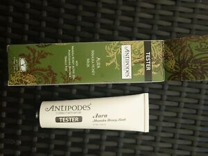 Antipodes Aura Manuka Honey Mask 75ml NEW
