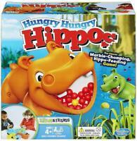 Hasbro Officiel Hungry Hippos Classique Board Jeu Hippo's Jouet Set Âge 4+