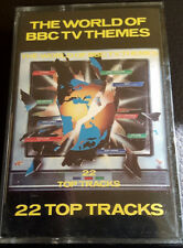 The World Of BBC TV Themes - Cassette/Tape - Tested