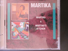 MARTIKA (with input by PRINCE) 2 CDs : Martika + Martika's Kitchen