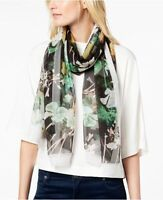 CEJON summer clover oversized chiffon women's scarf  - New